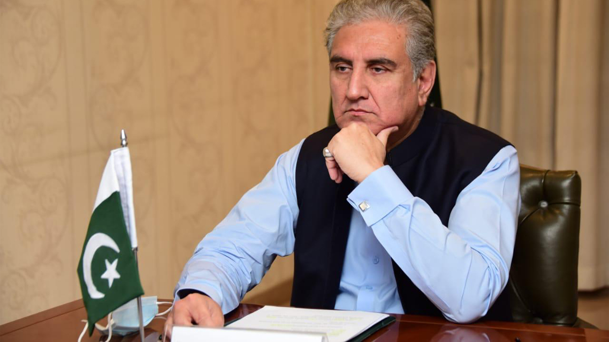 FM Qureshi says no bases for the US in Pakistan