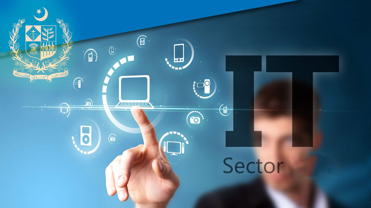 Government hopeful for IT sector's growth