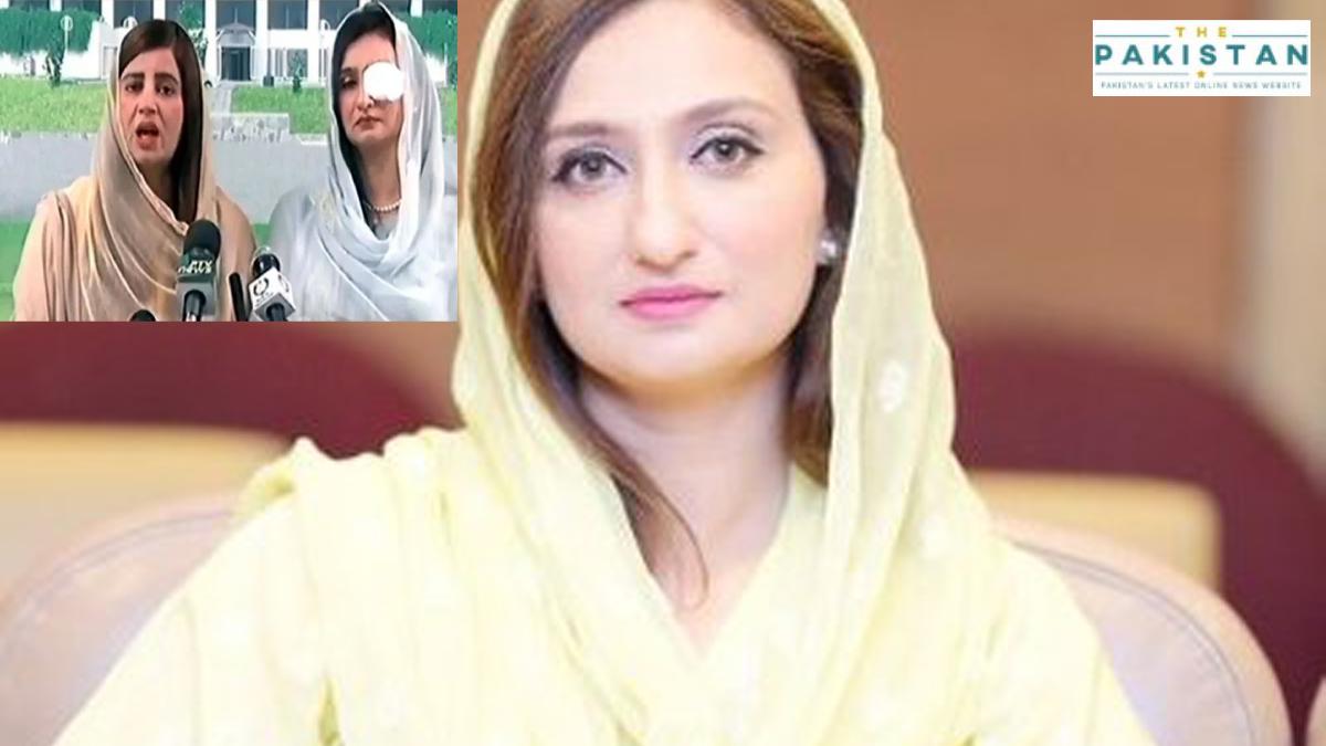 PML-N has a dark history of attacking women: Maleeka Bokhari