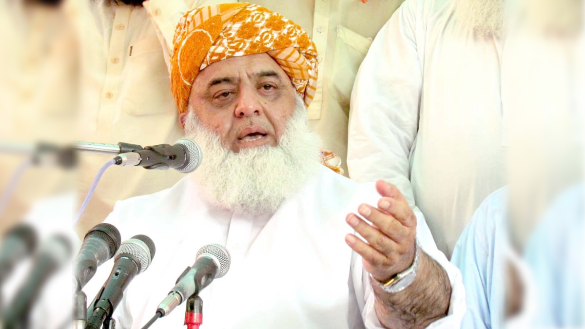 Fazl announces new round of protests against PTI