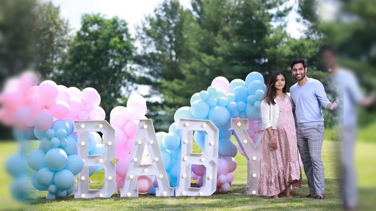 YouTuber Zaid Ali and his wife are expecting a baby boy