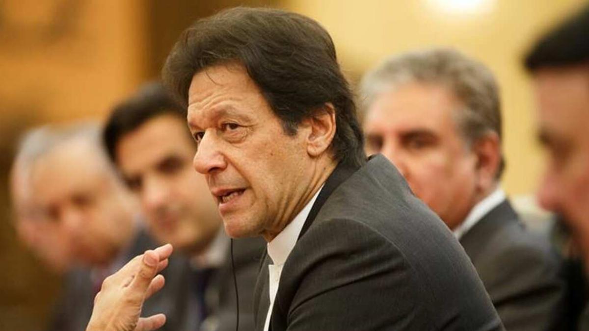 Pakistan, US share the same goal for Afghanistan: PM Khan