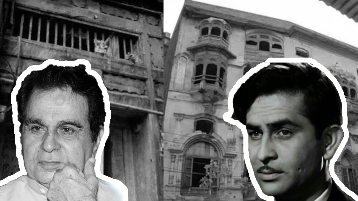 KPK govt finally takes control of Dilip Kumar, Raj Kapoor's ancestral homes