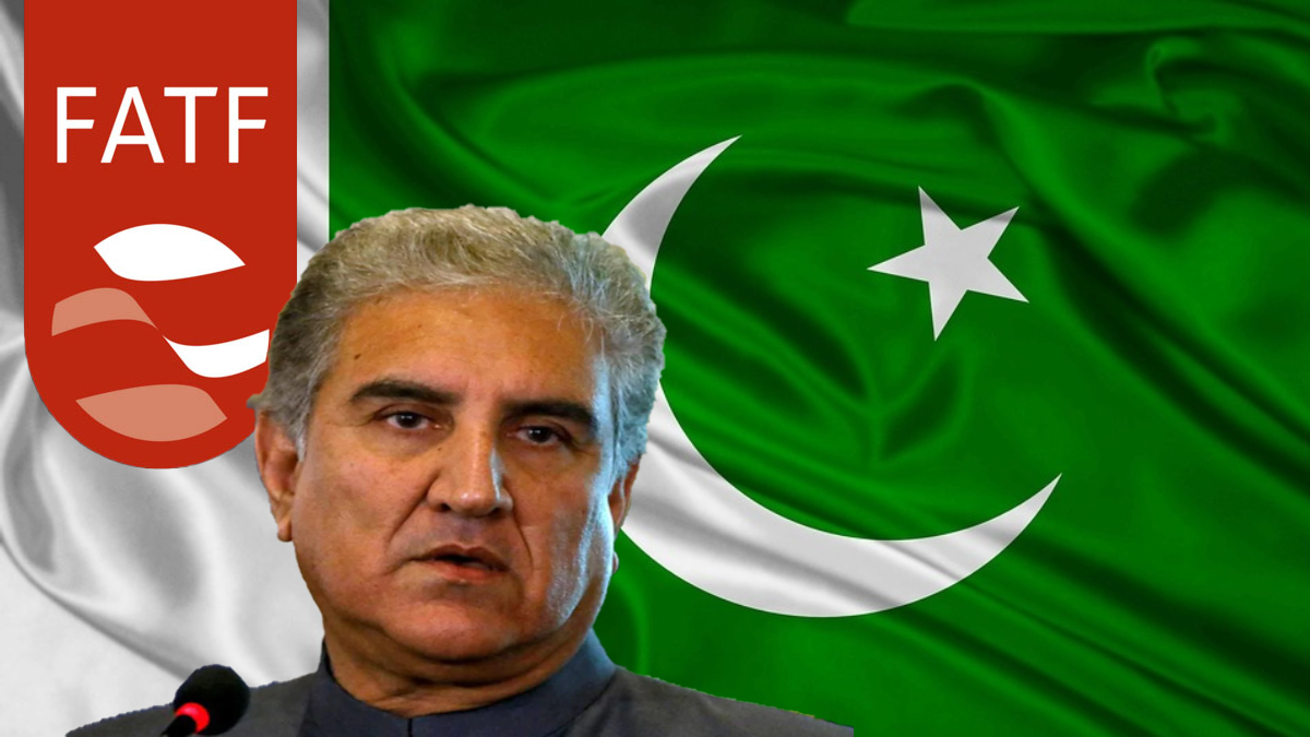 FM Qureshi irked over FATF's decision