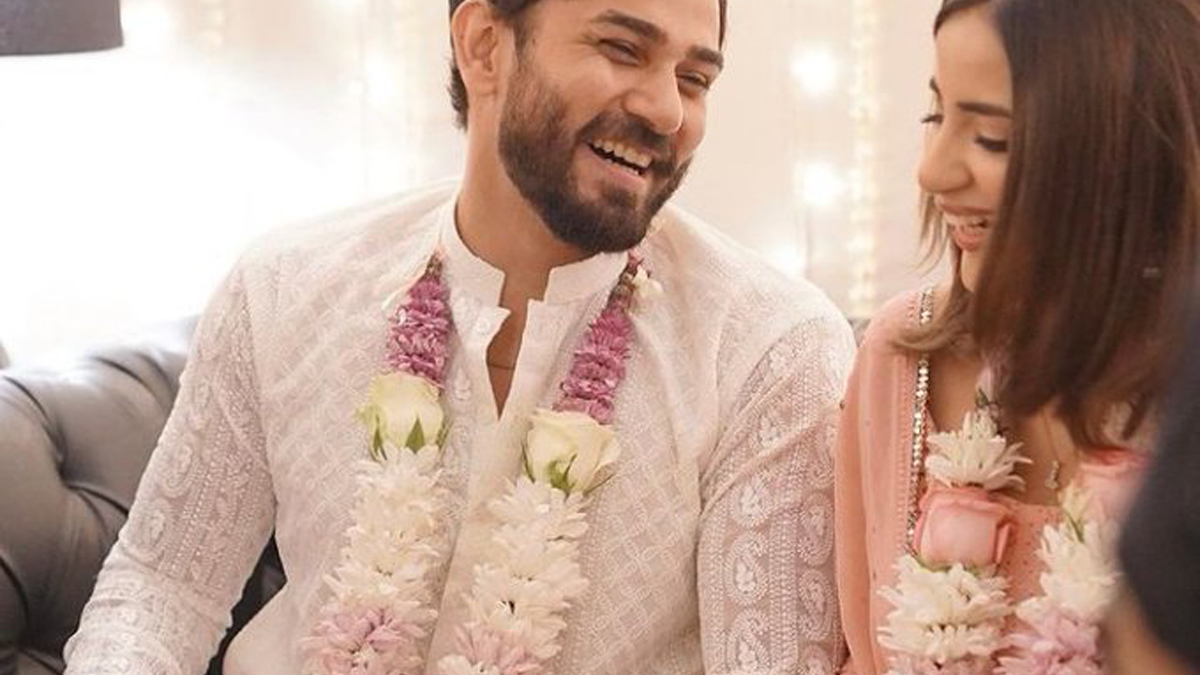 Saboor Aly gets candid about her engagement with Ali Ansari