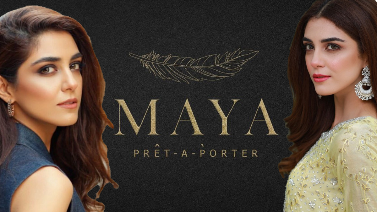 Headline Maya Ali announces the launch of her clothing brand