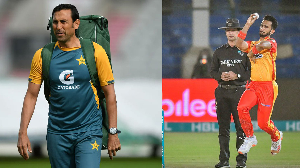 Younis says Hasan Ali not the reason for his ouster