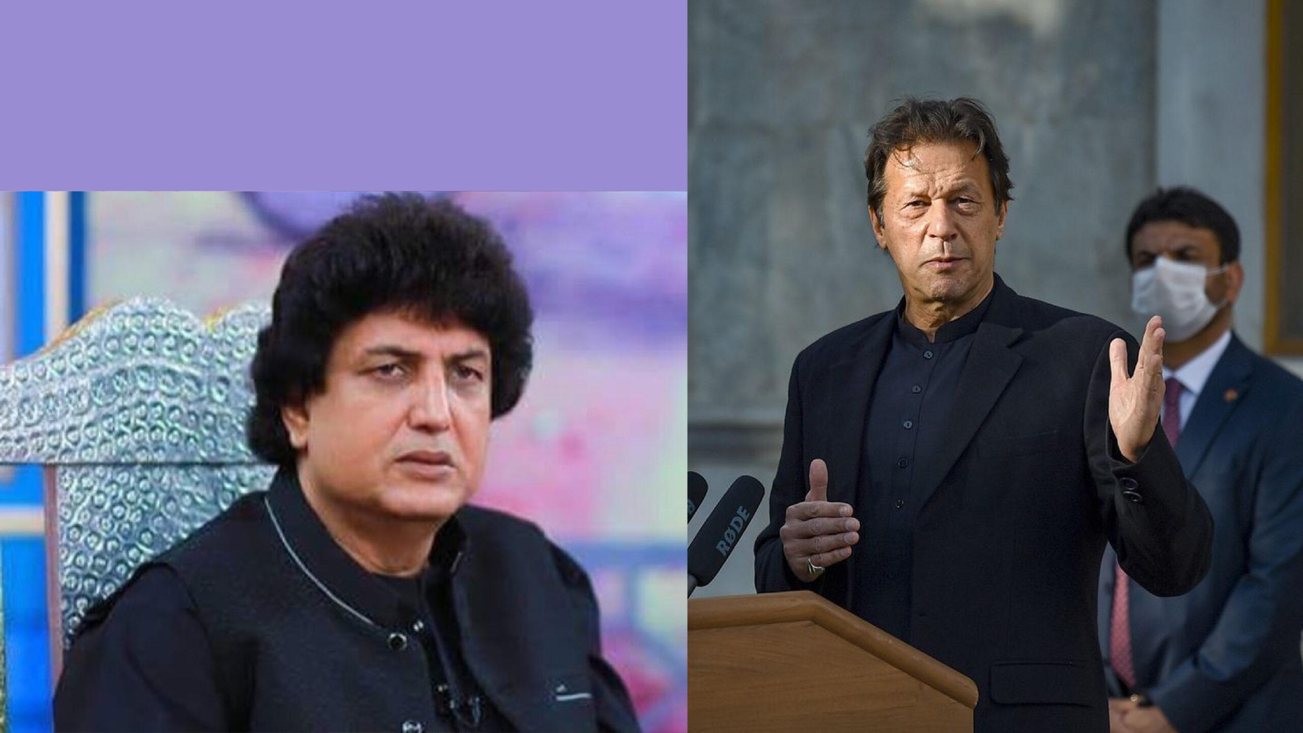 Khalil-ur-Rehman Qamar sides with PM Khan over his statements on rape