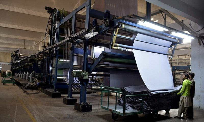 25 textile companies contribute 21pc to $25bn exports
