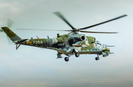 Taliban destroy two helicopters of the Afghan forces