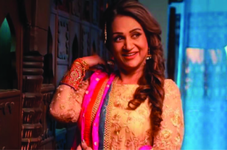 Bushra Ansari proves again that age is just a number