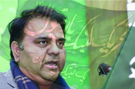 Ban on TLP to be maintained: Fawad Chaudhary