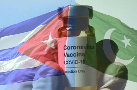 Cuba proposes to establish a vaccine plant in Pakistan