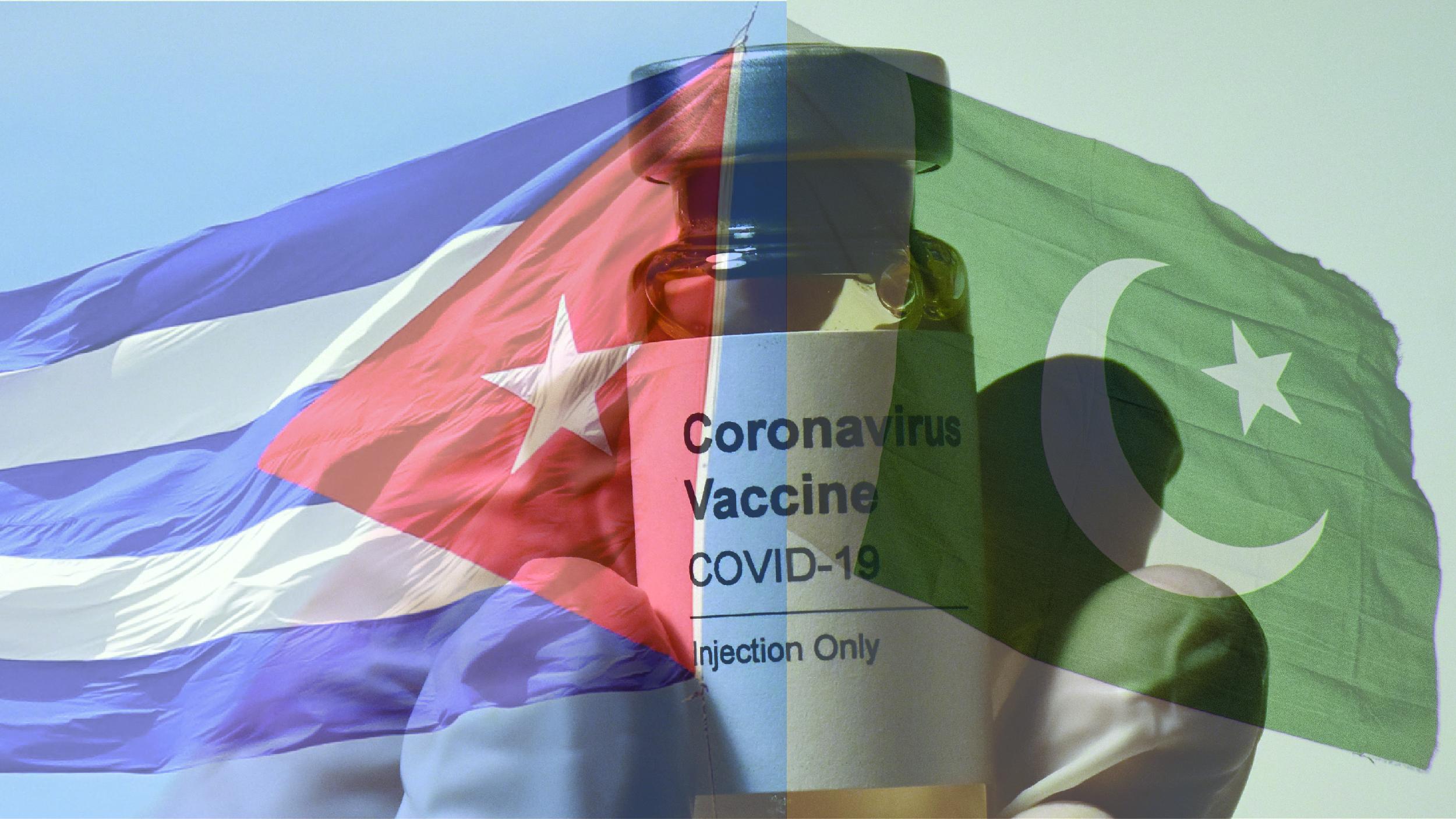 Headline Cuba proposes to establish a vaccine plant in Pakistan
