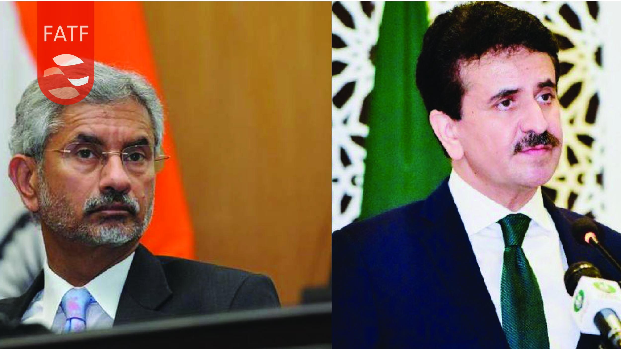India admits politicising FATF