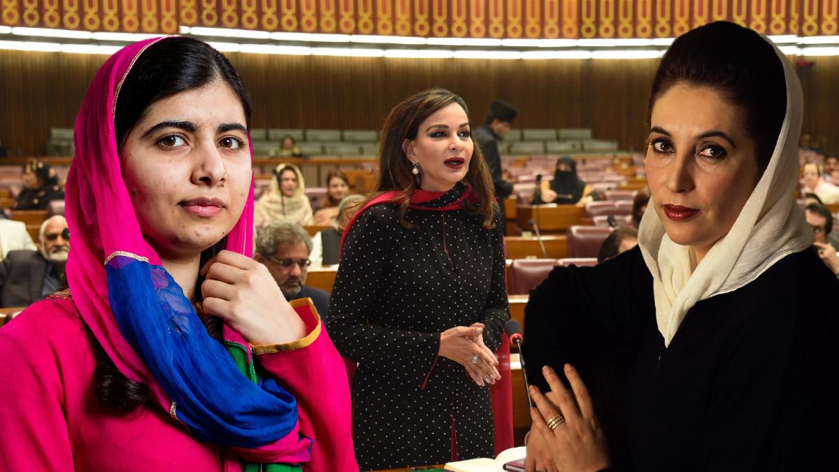 Headline Sherry says Pakistan doesn't criminalise violence