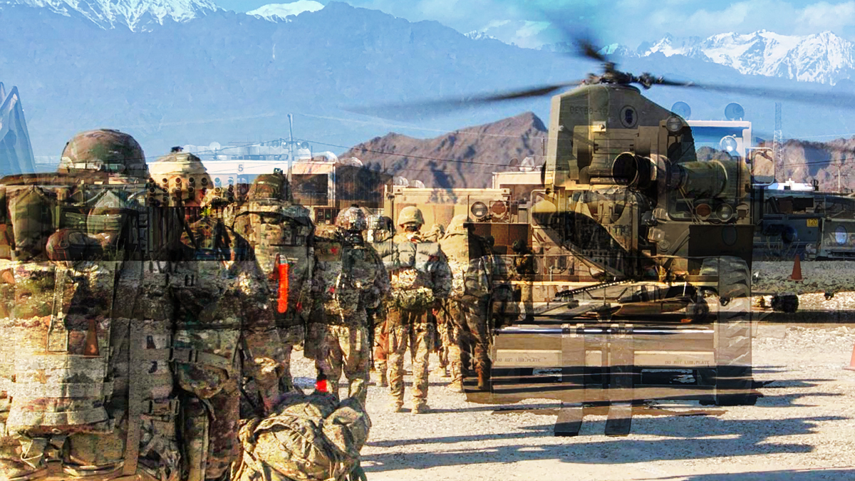US forces quit main base as uncertainty looms over Afghan soil