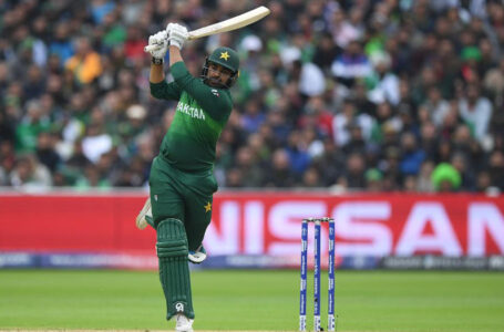 Haris Sohail likely to miss first ODI vs England