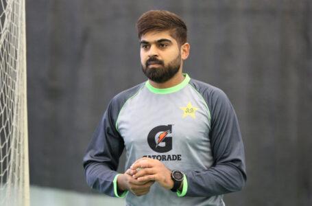 Pak vs Eng: Haris Sohail ruled out of ODI series