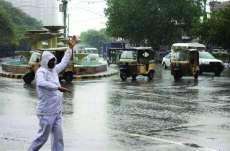 Monsoon season begins in Pakistan