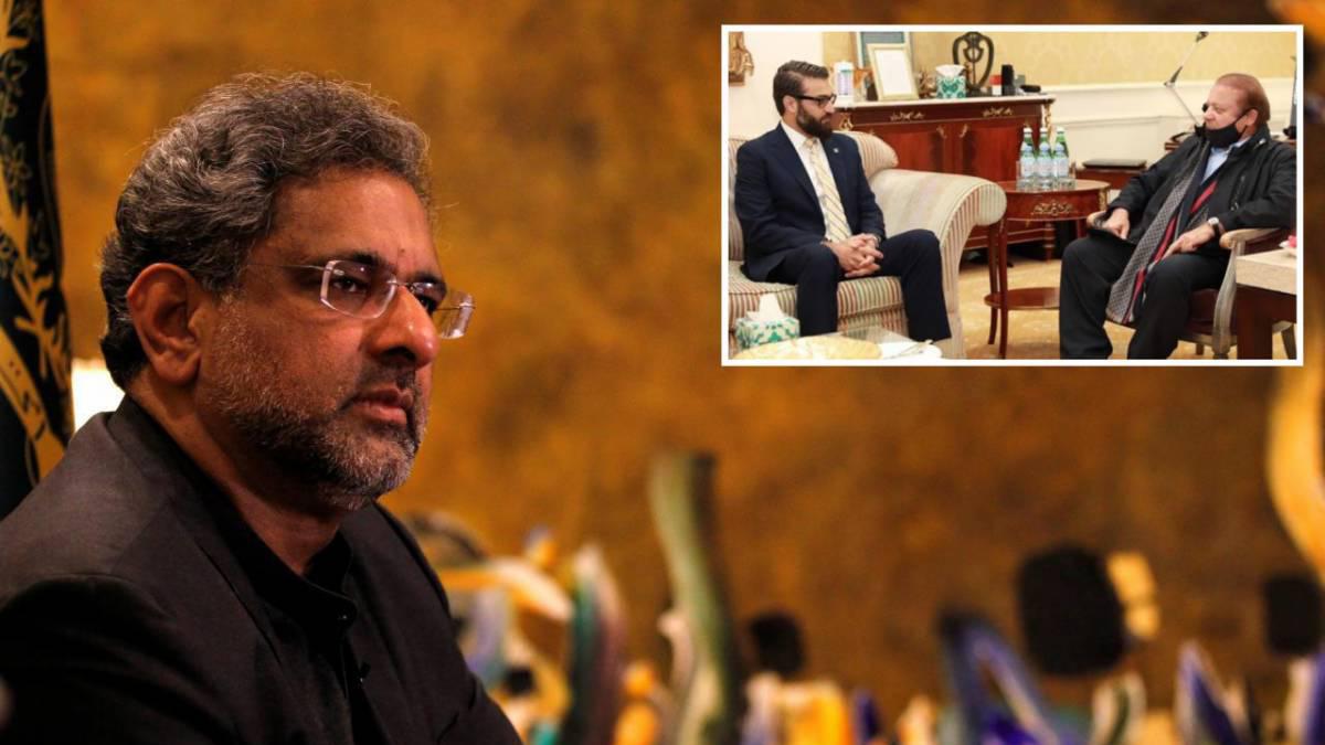 Sharif met Mohib to protect Pakistan's national interest: Abbasi