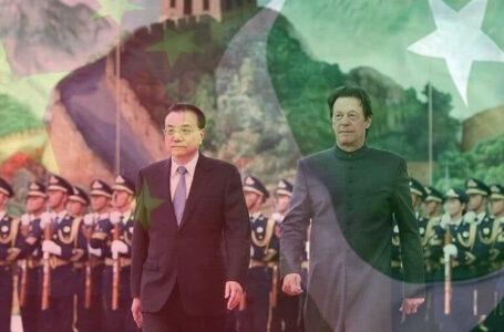 China assures to stand behind Pakistan regardless of world politics
