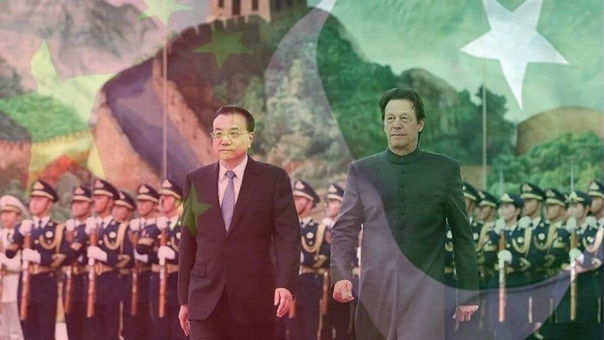 Headline China assures to stand behind Pakistan regardless of world politics