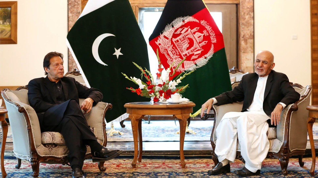 Zalmay holds talks with Army Chief, PM