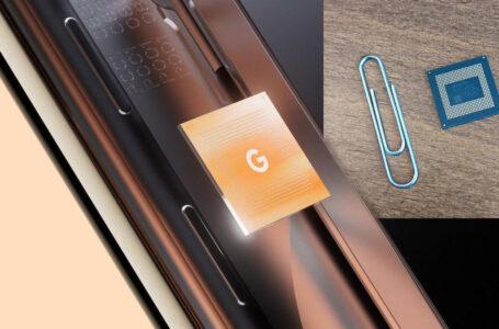 Google unveils Pixel 6 smartphone