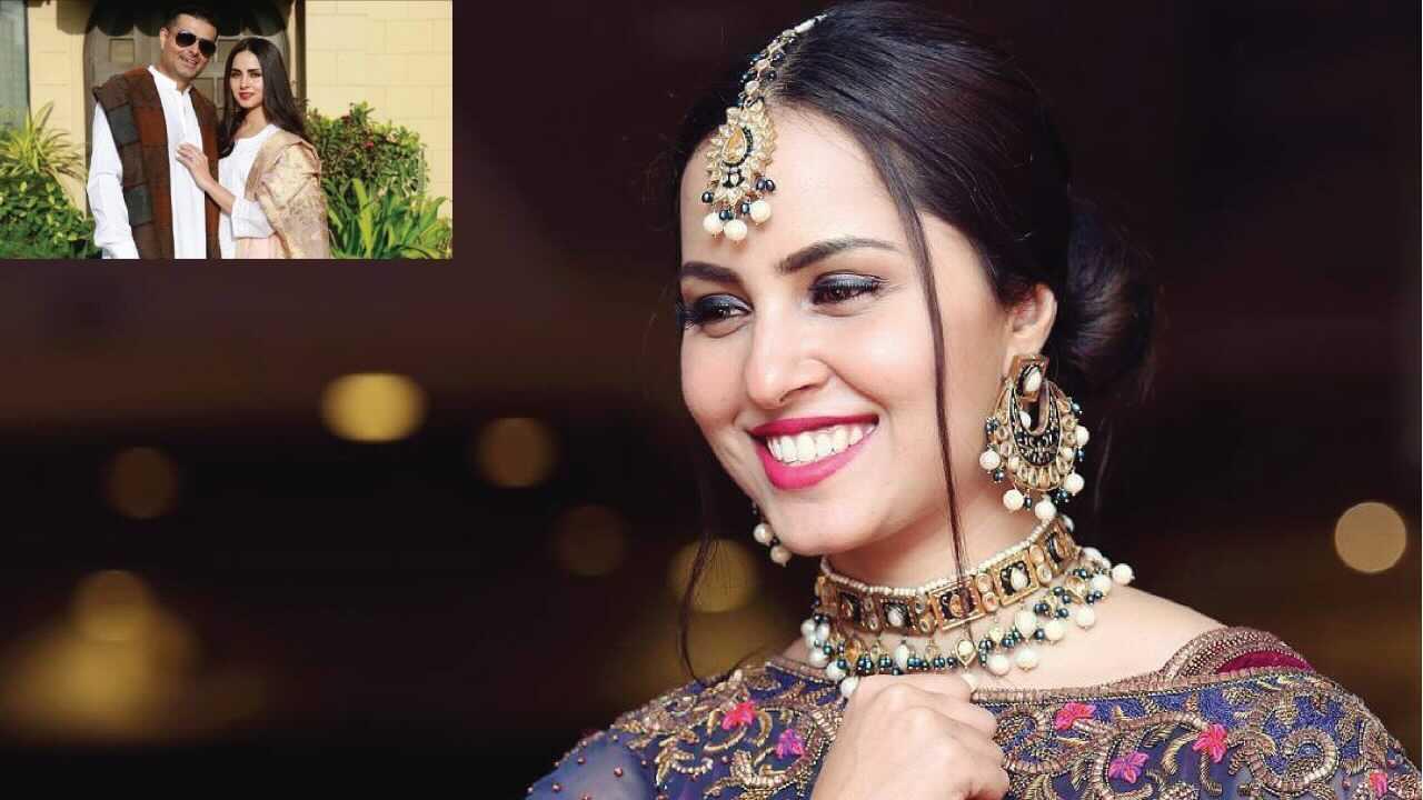 Headline ' She was a headache': Nimra Khan's husband confirms divorce