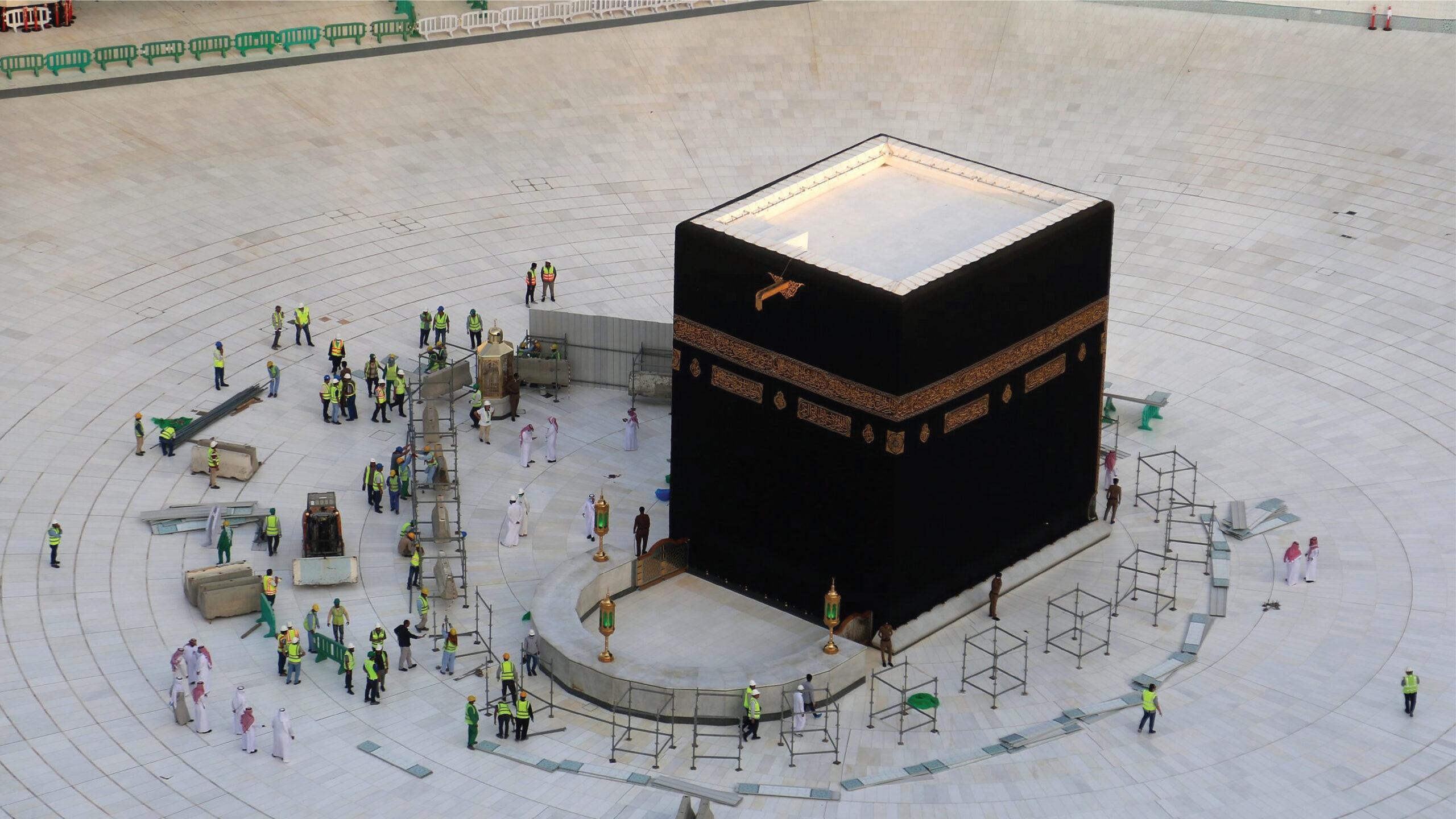 Saudi Arabia to allow vaccinated Umrah pilgrims from abroad