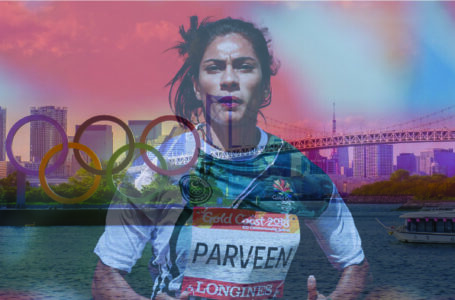 Pakistan's Najma Parveen disappoints in Tokyo Olympics