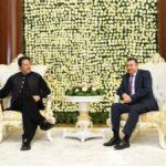 PM Khan reaches Dushanbe