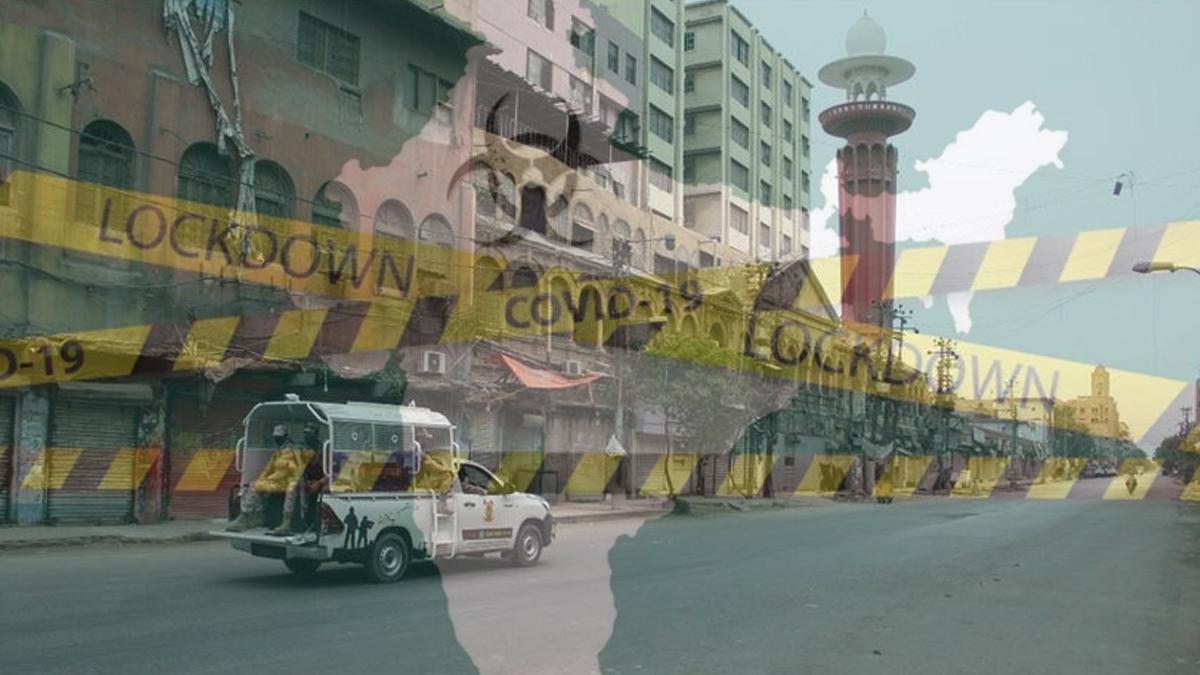 Lockdown in 24 districts as Covid wave intensifies 2