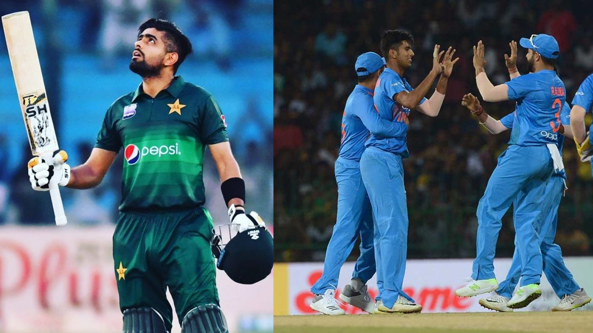 Babar says India to be under pressure in upcoming WC