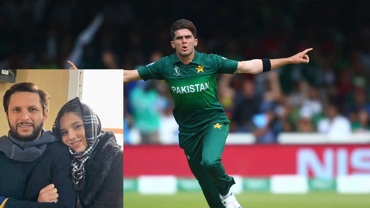 No plans to get married yet: Shaheen Afridi