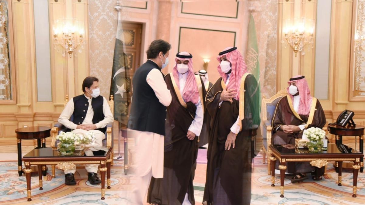 Greening of Saudi Arabia romantic and idealistic: PM Khan