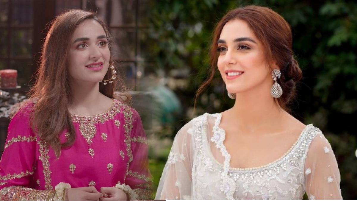 Maya Ali, Yumna Zaidi pour love on to each other