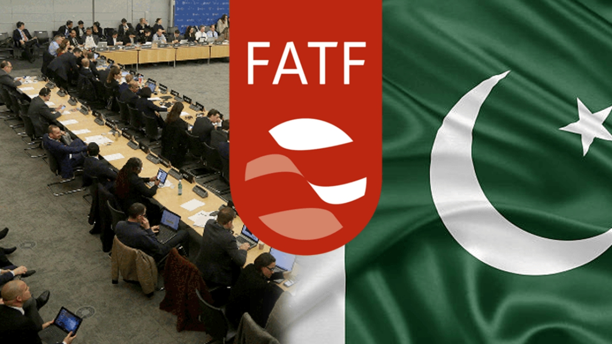 What does the FATF want from Pakistan?