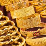 Gold prices witness record spike
